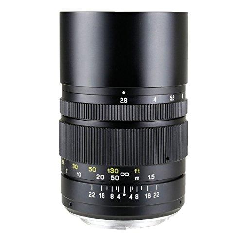 中一光学(ZHONG YI OPITCS) 単焦点レンズ CREATOR 135mm F2.8 II (ペンタックスKマウント)