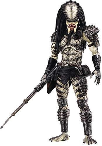 Hiya Toys Predator 2: Shaman Predator 1: 18 Scale Action Figure