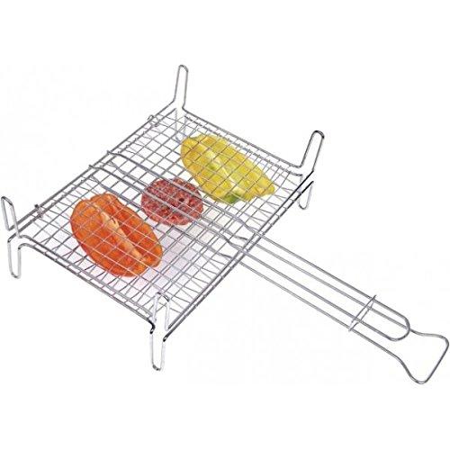 Filtex Graticola cromata incr 35x40 con Piatto 265 Utensili da Cucina