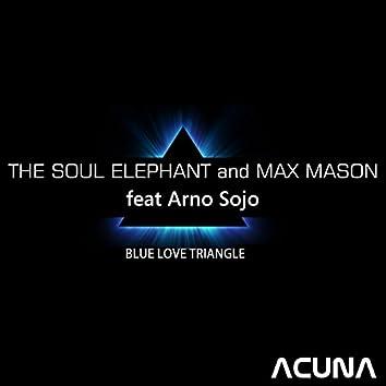 Blue Love Triangle