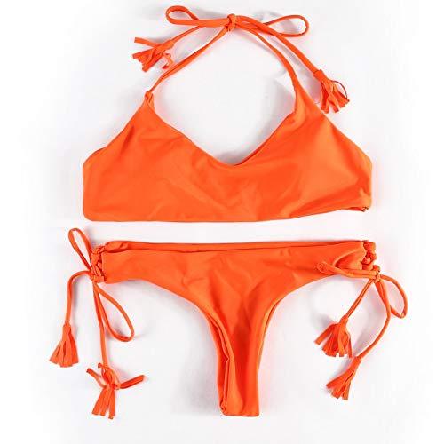GUOZI Bikini Mujer Bikini Mujer Elegante Bañador