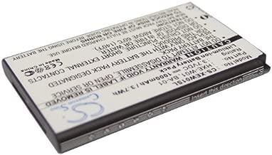 VINTRONS Rechargeable Battery 1000mAh For i-Blue HX-N3650A, BA-01, BA-01, BT-Q1000P, 757 Pro, 747, HXE-W01, 737