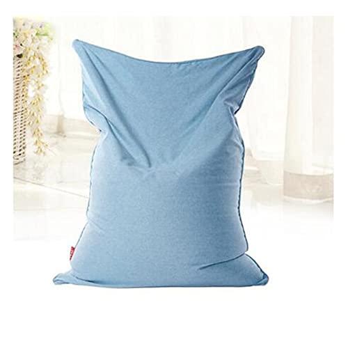 Adecuado para Sandalias Interiores y Grandes, bocanadas, sofás, Bolsas perezosas, Tatami y Bolsas de Frijoles (Color : Chocolate)