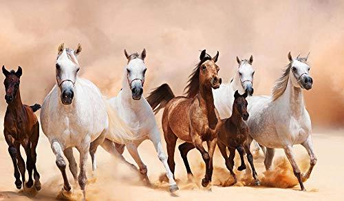 Lsping grösstes Puzzle der Welt 1000 Teile Horses-Cubs-Run 50x70cm