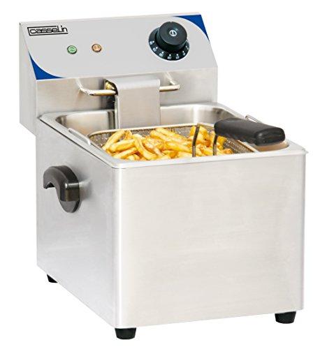 Casselin Cfe8 Elektrische friteuse, 8 liter