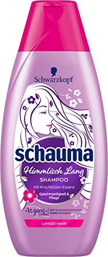 Schwarzkopf Schauma Shampoo Himmlisch Lang, 1er Pack (1 x 400 ml)