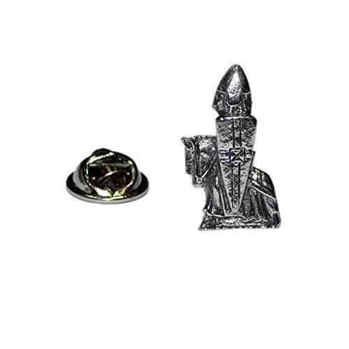 Gemelolandia | | Pin de Solapa Lewis Chess Knight Ajedrez de la isla de Lewis | Pines Originales Para Regalar | Para las Camisas, la Ropa o para tu Mochila | Detalles Divertidos