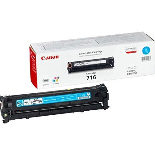 Canon 716 C original Toner Cian für ISensys Laserdrucker