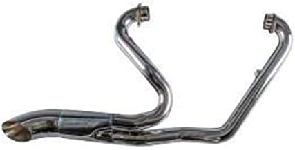 Trask Performance Hot Rod 2 into 1 Chrome Exhaust System for 2005-2015 Victory Cruisers