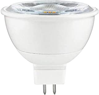 LED MR16 Dimmable Bulbs, 7 Watt (50W Replacement) 500 Lumens, 3000K, GU5.3 Base, 12 Volt - Best Price for Energy Star MR16 LED On Amazon - 24 Pack