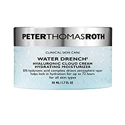 Peter Thomas Roth Water Drench Hyaluronic Cloud Cream Hydrating Moisturizer