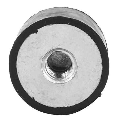 ZHWY Montaje De Goma De Hilo Hembra Anti Vibración Amortiguador De Aislador De Bobina (de20 * 15 M6) 4pcs