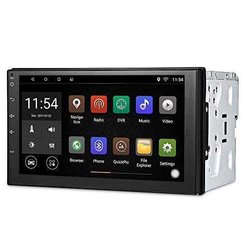 2 Din 7''Octa core Universal Android 10.0 4GB RAM 64G ROM Car Radio Stereo GPS Navigation WiFi 1024600 Touch Screen 2din Car PC Computer