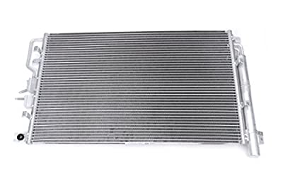 GM Genuine Parts 15-63816 Air Conditioning Condenser with Insulator, Bracket, Receiver, Seals, Studs, Nuts, and Bolts