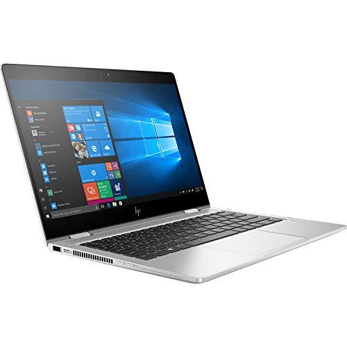 HP Elitebook X360 830 G6 13.3-inch Laptop (8th Gen Core i5-8250U/8GB/512GB SSD/Windows 10 Pro/Intel UHD620 Graphics), Silver