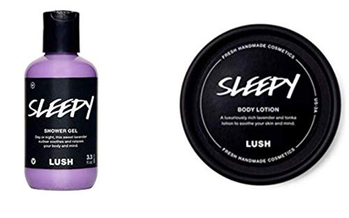 Lush Cosmetics Shower Jelly