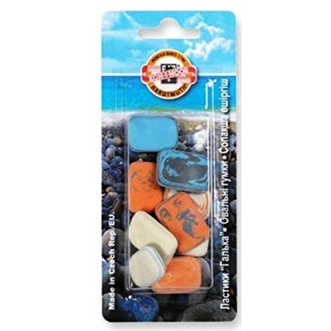 Koh-I-Noor 6510 Pebble Eraser 50g Blister ztyf0494002534