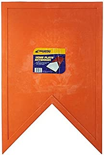 Champro Home Plate Extension (Orange) by Champro
