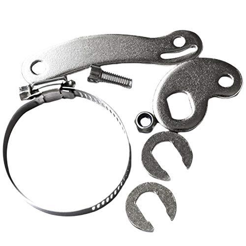 E-Bike Torque Arm, Universal Torque Arm Conversion Kit Fit For Electric Bicycle E-Bike Bike Front Or Rear Hub Motors And Mid Drive E-Bike