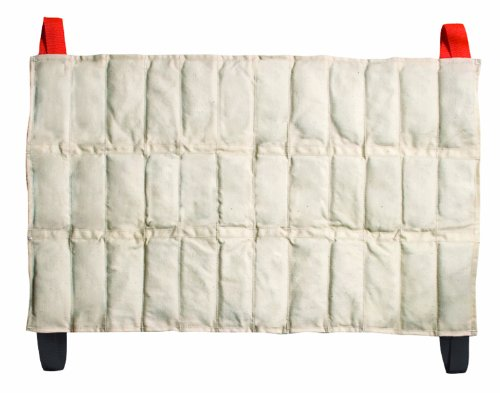 """Relief Pak-11-1312 Moist Heat Pack to ease Aches and Pains from arthritis, back pain, muscle strains, stiff neck, sprains, stiff joints, bruises, general soreness and spasms. Oversize - 15"""" x 24"""""""