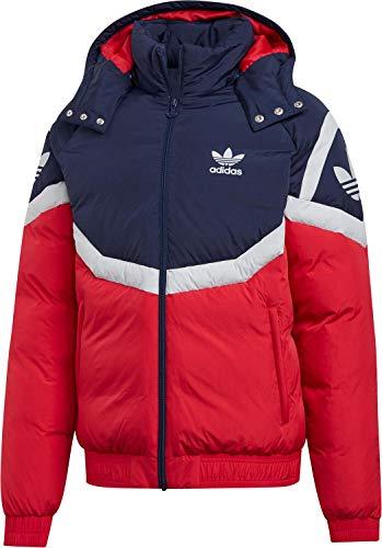 adidas Originals Down Jacket Herren-Daunenjacke EC3664 Bold Red Gr. XL