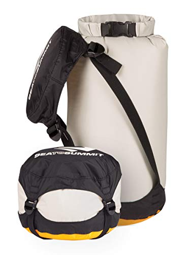 Sea to Summit Event Compression Dry Sack, Grey, 10 Liter