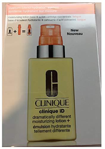 Clinique Clinique ID Dramatically Different Lotion Base + Fatigue lait visage 125ml