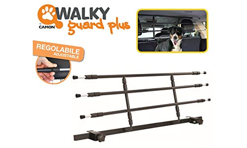 Camon Walky Guard Plus. Trennwand für Auto Universal Verstellbarer jetzt auch in Höhe