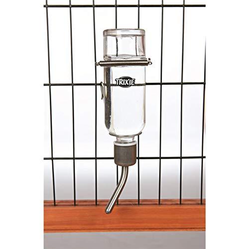 Trixie 60441 Kleintiertränke, Glas, 125 ml