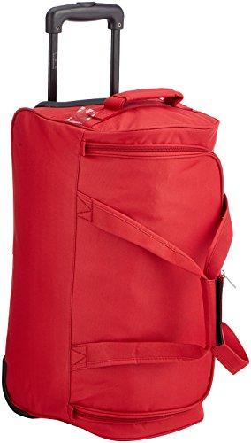 Les Petites Bombes Morgane - Bolsa de Viaje, 53 cm, 52 L, Rojo (Rojo) - BD-5731