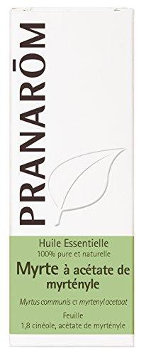 Pranarom - Mirto con Acetato de Mirtileno 10 ml - Aceite Esencial Natural