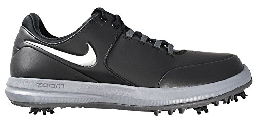 Nike Herren Air Zoom Accurate Golfschuhe Schwarz (Negro 003) 44 EU