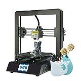 Colorfish A13 Imprimante 3D Le kit de bricolage est facile à installer, le cadre est en aluminium et a la fonction de restaurer l'impression. La zone d'impression est de 220 x 220 x 250 mm, A12, 1