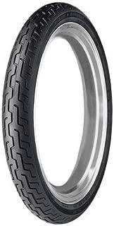 Dunlop Harley-Davidson D402 Front Motorcycle Tire MH90-21 (54H) Black Wall for Harley-Davidson CVO Softail Deuce FXSTDSE 2003-2004