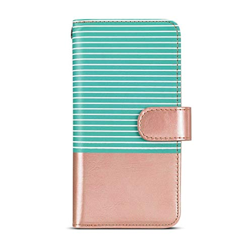 JIAHENG Phone Case Case For Samsung Galaxy S8Plus Flip Case,Premium PU Leather Wallet Case with Kickstand and Flip Cover,Mobile Wallet Protective Case with ID & Credit Card Pocket PU Leather Cove