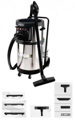 Lavor Dampfreiniger Reiniger Dampfsauger ETNA 4000 Plus mit Edel