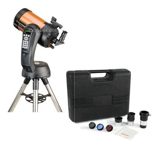Celestron NexStar 6 SE Schmidt-Cassegrain Computerized Telescope - with Observer's Accessory Kit