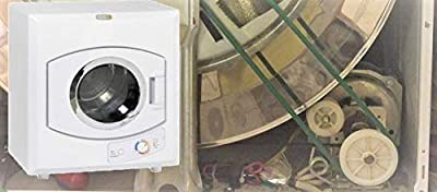 Avanti D110 Dryer Fan Belt. Replacement for GREEN Belt. 2 Year Warranty. Made in USA. MADE by USA Parts Delivered, an American owned and operated company. Ships from USA. New.