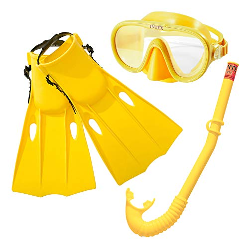 Intex Kinder Master Class Swim Set, Yellow, S