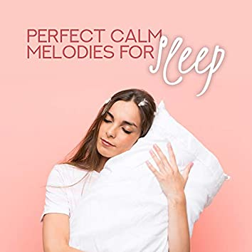 Perfect Calm Melodies for Sleep: Instrumental Melodies with Sounds of Nature, Have a Nice Dream, Calm New Age, Melodies of Flute & Violin