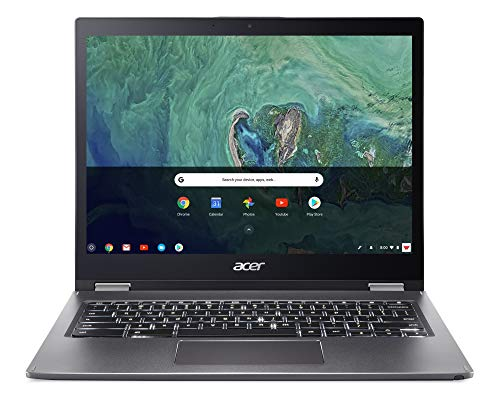 Acer Chromebook Spin 13 (13,5″, QHD, IPS Touchscreen, i5 8250U, 8GB, 64GB eMMC) - 13