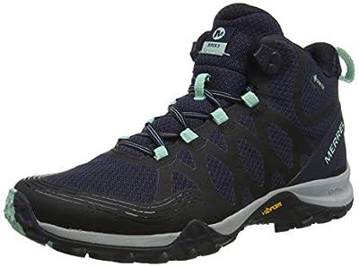 Merrell Women's Siren 3 Mid GTX High Rise Hiking Boots