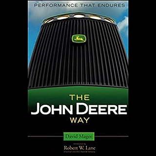 The John Deere Way audiobook cover art