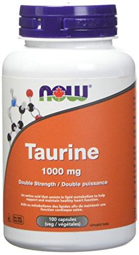 NOW Taurine 1000Mg 100 Caps
