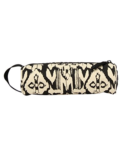 Mi-Pac Pencil Case Estuches, 22 cm, 0.85 litros, Ikat Black