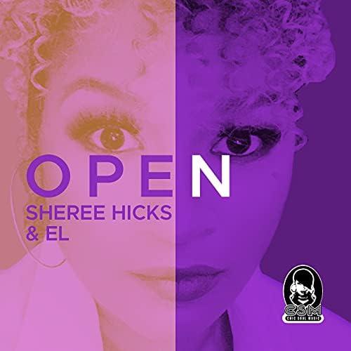 Sheree Hicks & キム・ミョンス
