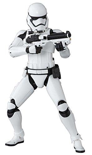 Star Wars - First Order Stormtrooper [SH Figuarts][Importación Japonesa]