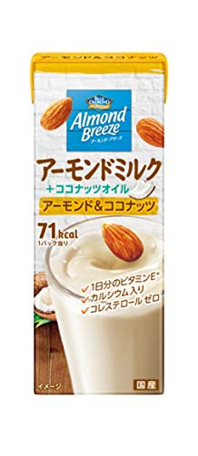 アーモンド・ブリーズアーモンド&ココナッツ200ml×24本