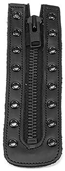 Thorogood Men s 884-6001 8 Eye Zipper Black - One Size