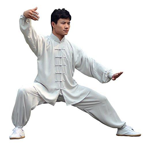E-Bestar Unisex Kung Fu Anzug Damen und...